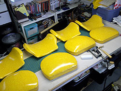 custom upholstery services